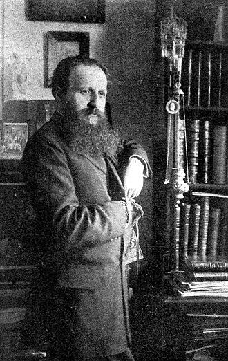 Alexandru Tzigara-Samurcaș - Tzigara, photographed ca. 1914