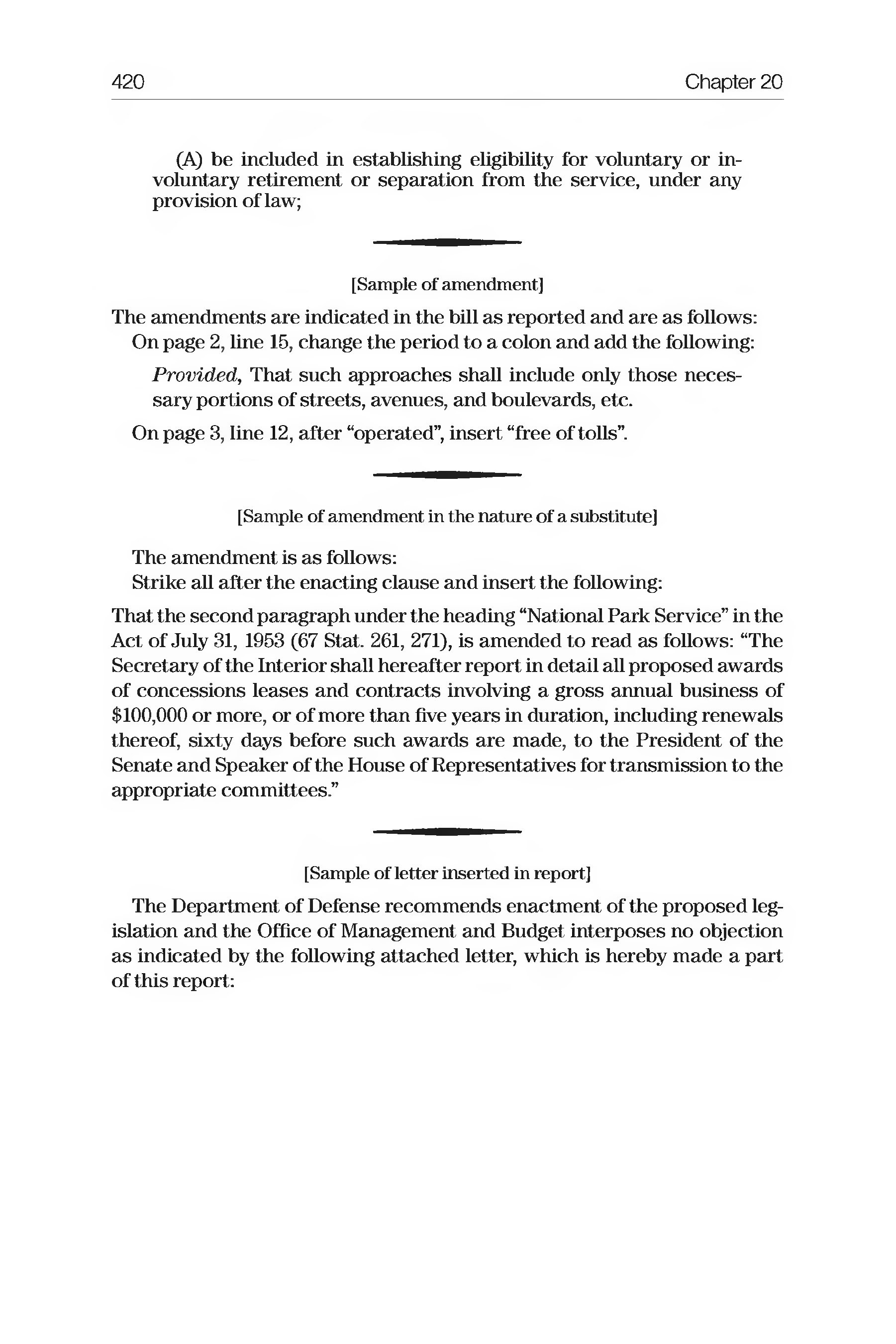 PageUS Government Printing Office Style Manual 2008djvu436 – Separation Letter Template