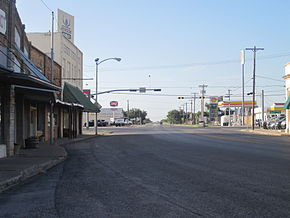 U.S. Highways 87 and 183 in Eden, TX IMG 4387.JPG