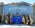 U.S. Service members with the 97th Agribusiness Development Team (ADT), Wisconsin National Guard, pose for a picture in Kunar province, Afghanistan, March 13, 2013 130313-Z-ZZ999-001.jpg