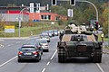 U.S. Soldiers with the 2nd Battalion, 12th Cavalry Regiment, 1st Brigade Combat Team, 1st Cavalry Division stop at a red light in an M1A2 Abrams tank before proceeding to Hohenfels, Germany, Oct. 18, 2014 141018-A-DU810-220.jpg