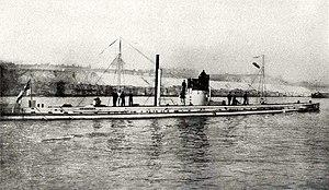 Niemiecki okręt podwodny – U9, który zatopił we wrześniu 1914 3 angielskie krążowniki