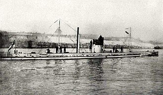 SM U-9 - Image: U9Submarine