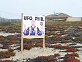 UFO Phil Billboard along the Pacific Coast Highway in California 01.jpg