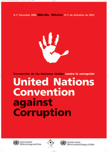 United Nations Convention against Corruption - Wikipedia