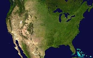 Stati Uniti Cartina Fisico Politica.Stati Uniti D America Wikipedia