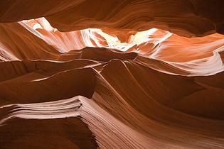 USA 10150 Antelope Canyon Luca Galuzzi 2007.jpg