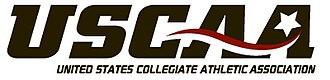 United States Collegiate Athletic Association - Image: USCA Abyline(white)