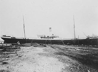 USS Abarenda (AC-13) - USS Abarenda