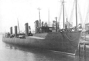USS Barry (DD-2) - Image: USS Barry(DD 2)