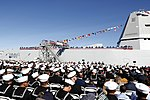 USS Michael Monsoor Commissioning (45980345445).jpg