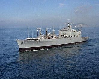 USS Mount Hood (AE-29) - Image: USS Mount Hood (AE 29)