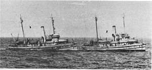 USS Patuxent (AT-11) - Image: USS Patuxent (Fleet Tug 11)