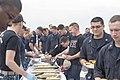 USS Ramage steel beach picnic 160101-N-MW280-016.jpg