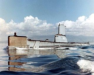 USS <i>Sterlet</i> (SS-392)
