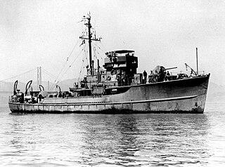 USS <i>Waxbill</i> (MHC-50)