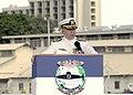 US Navy 030807-N-7833F-026 Adm. Walter F. Doran, Commander, U.S. Pacific Fleet, speaks during the Commander, Submarine Forces U.S. Pacific Fleet (COMSUBPAC) Change of Command Ceremony.jpg