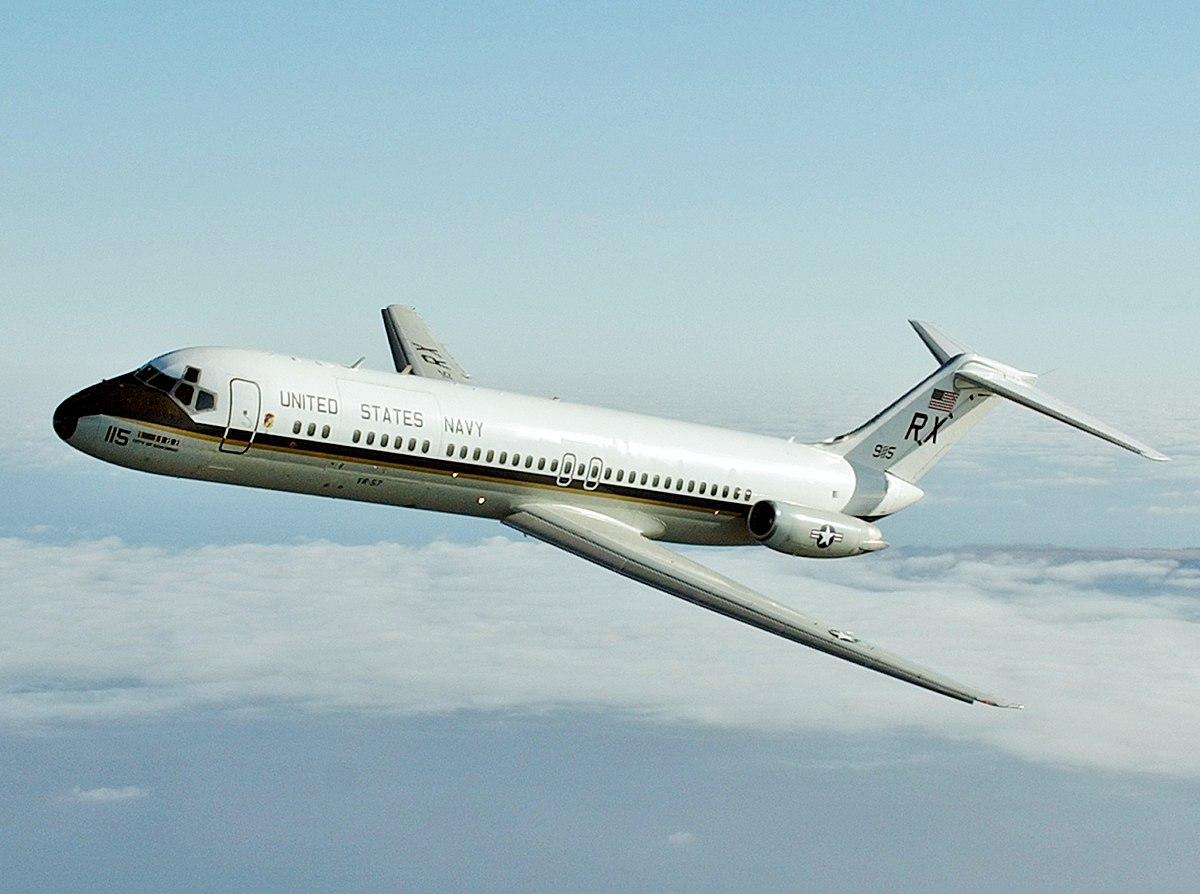 McDonnell Douglas C 9