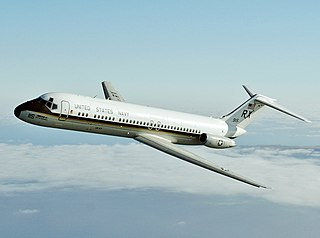 McDonnell Douglas C-9 Military transport aircraft series based on the DC-9