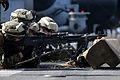US Navy 091204-N-0890S-086 Marines fire an M-240B machine gun during a combat marksmanship shooting exercise.jpg