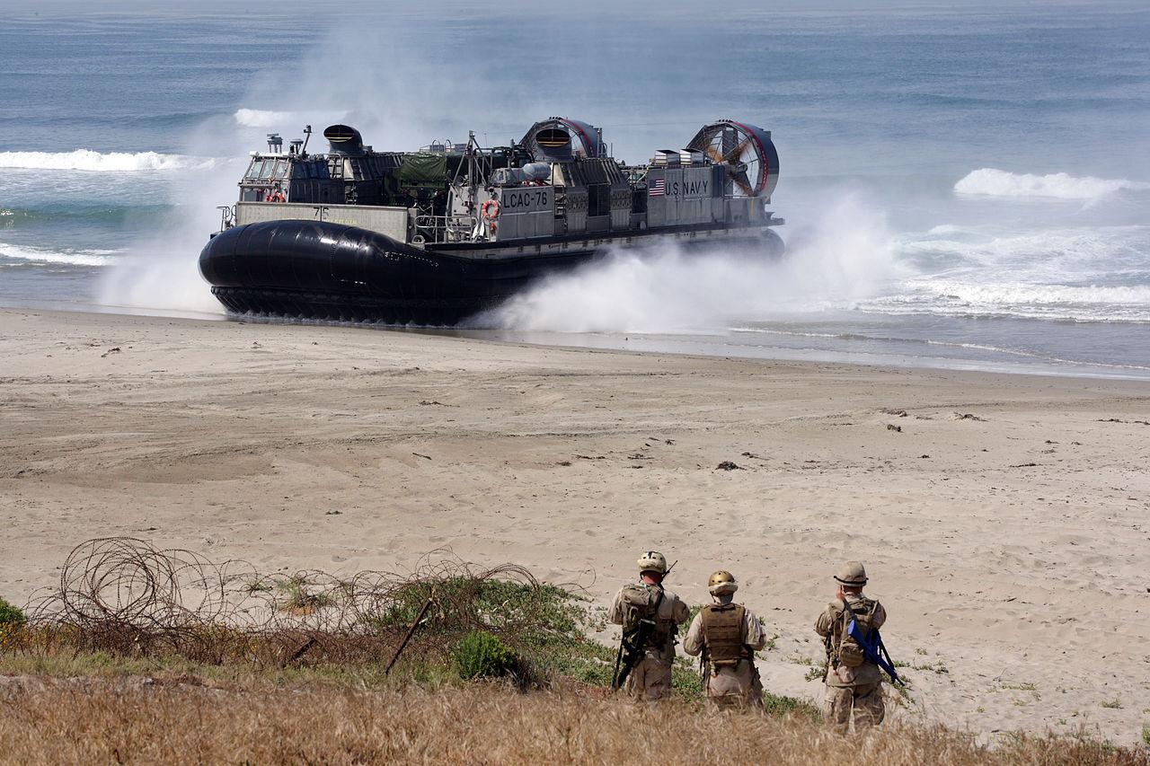 File Us Navy 100604 M 5053b 121 A Landing Craft Air