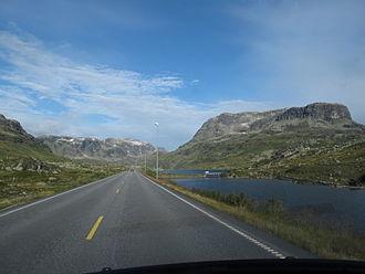 Norwegian Public Roads Administration - Image: Ulevaavatnet 0001