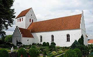 Undløse Parish and village in Zealand, Denmark