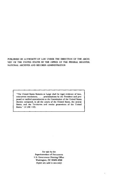 File:United States Statutes at Large Volume 114 Part 6.djvu