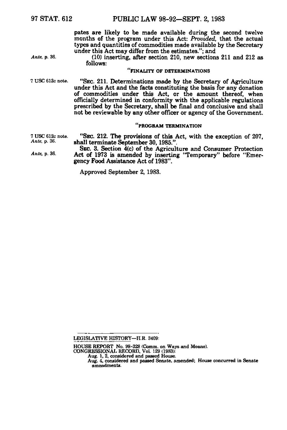 Page:United States Statutes at Large Volume 97 djvu/644