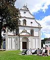Unteressendorf Pfarrkirche außen Westfassade 01.jpg