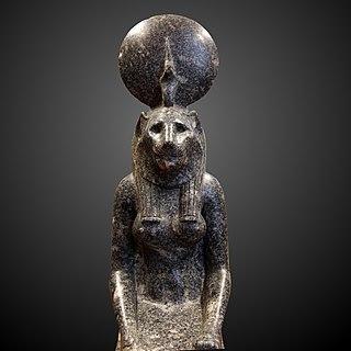 Unut Ancient Egyptian deity