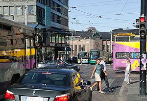 Julkinen Liikenne Tukholma