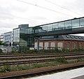 Västerås station bron söderut.jpg