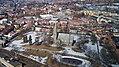 Vålerenga kirke med park, Vålerenga, Jordal (2. april 2018).jpg
