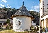 Völkermarkt St. Margarethen ob Töllerberg 2 Friedhof und Karner 03012019 5826.jpg