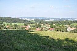 Výhled na Olší a Telč2009.jpg