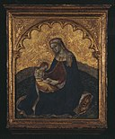 V. Foppa - Madonna van de Nederigheid (Humilitas Madonna) - NK1555 - Cultural Heritage Agency of the Netherlands Art Collection.jpg