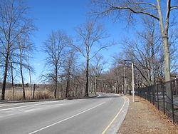 VFW Parkway near the Educational Complex, West Roxbury MA.jpg