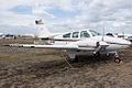 VH-WMZ Beechcraft B55 Baron (95-B55) (8544368656).jpg