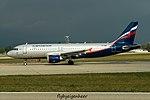 VP-BME Airbus A320-214 A320 - AFL (29653003314).jpg