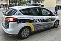 Valencia, Spain police car.JPG
