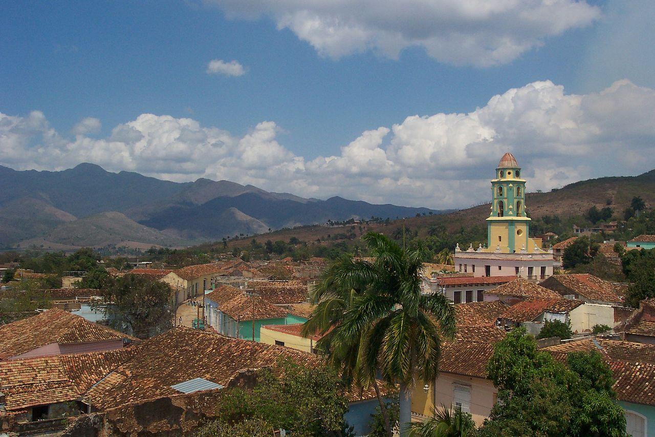 Valle de los Ingenios o Valle de San Luis
