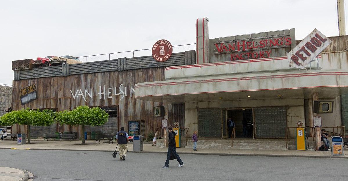 Van Helsings Factory Alchetron The Free Social Encyclopedia