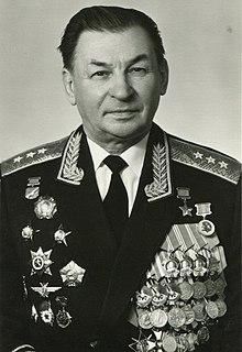 Vasily Reshetnikov Hero of the Soviet Union