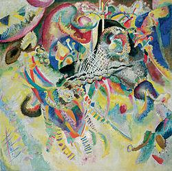 Wassily Kandinski: Fugue