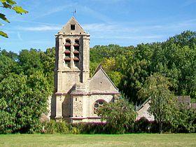 Eglise Notre Dame De L Assomption De Vaureal Wikipedia