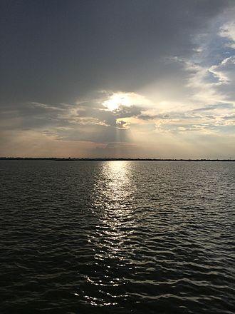 Veeranam Lake - Lake Veeranam