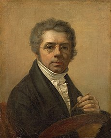 Автопортрет, 1811.