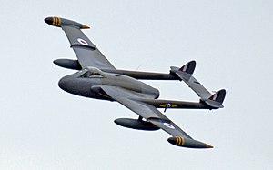 De Havilland Venom - Image: Venom 3 (4703782203)