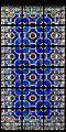 Verrière ornementale, église Saint-Pierre-et-Saint-Paul, Plouër-sur-Rance, Côtes d'Armor, France, IMGP0172.jpg